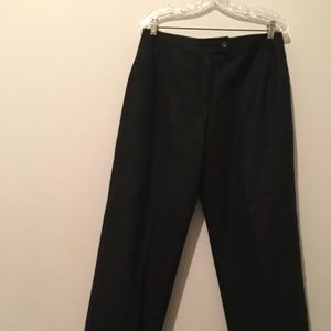 Gray Wool Pants Size 8 - Used
